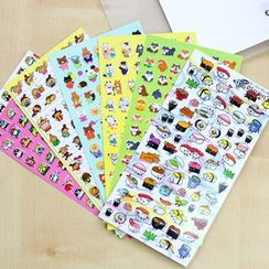 Homey House - Sticker Set