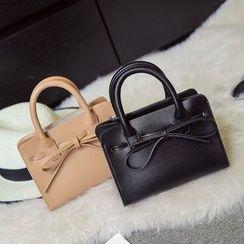 Rosanna Bags - Bow Accent Handbag