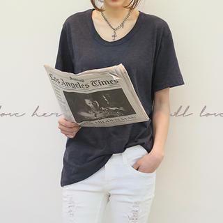 NANING9 - Short-Sleeved T-Shirt