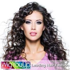 WigYouUp - Lace Front Full Wig - Long Wavy