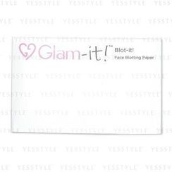 Glam-it! - Blot-it! 面部吸油纸