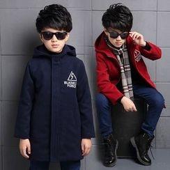 Pegasus - Kids Hooded Coat