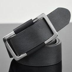 MURATI - Faux-Leather Buckled Belt