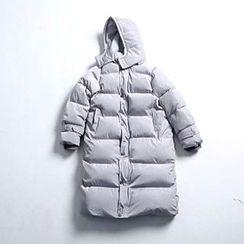 Chuoku - Hooded Padded Coat