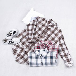 Sens Collection - Plaid Shirt
