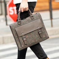 BagBuzz - Camouflage Business Bag