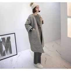 Miamasvin - Open-Front Padded Coat