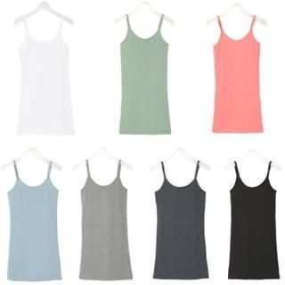 Jcstyle - Colored Tank Top