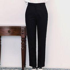 chuu - Tapered Dress Pants
