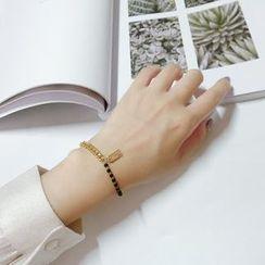 Calypso - Beaded Bracelet