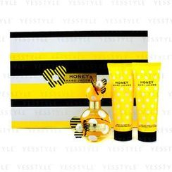 Marc Jacobs 马克雅克布 - Honey Coffret: Eau De Parfum Spray 50ml/1.7oz + Body Lotion 75ml/2.5oz + Shower Gel 75ml/2.5oz