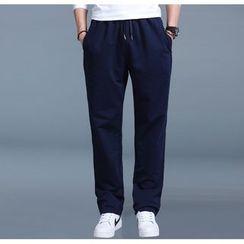 COOLIN - Straight-Leg Sweatpants