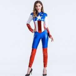 Cosgirl - Halloween America Party Costume