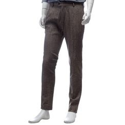 YesStyle M - Flat-Front Pants