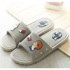 Rivari - Cartoon Bathroom Slippers