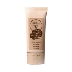 Skinfood - Mushroom Multi Care BB Cream SPF 20 PA+ (#02 Natural Skin)