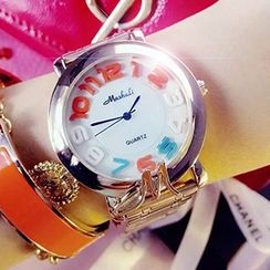 Nanazi Jewelry - Strap Watch