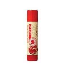 The Face Shop - Lovely ME:EX Mango Seed Lip Care Balm (#01 Punica)