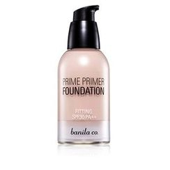banila co. - Prime Primer Fitting Foundation SPF30 PA++ (#BE20)