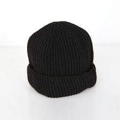 DABAGIRL - Ribbed Knit Beanie