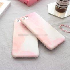 Hachi - Watercolor Phone Case - Apple iPhone 6 / 6 Plus / 7 / 7 Plus