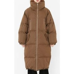Someday, if - Pocket-Side Thick Padded Coat