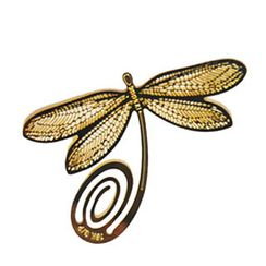 ioishop - Dragonfly Bookmark - Golden