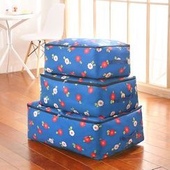 Case in Point - Set of 4 : Dotted Garment Organizer