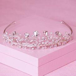 Neostar - Bridal Rhinestone Tiara