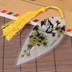 Silkroad - Chinese Style Bookmark