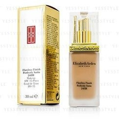 Elizabeth Arden - Flawless Finish Perfectly Satin 24HR Makeup SPF15 - #02 Cream Nude