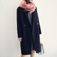 NEUF - Woolen Long Coat