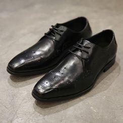 Manne - Brogue Dress Shoes