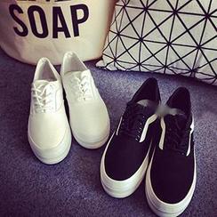 Solejoy - 帆布運動鞋
