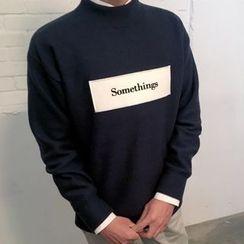 Flambeau - Lettering Sweatshirt