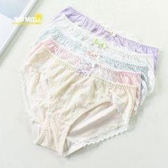 MITU - 蕾絲花邊內褲