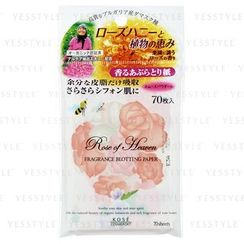 Kose - Rose of Heaven Fragrance Blotting Paper