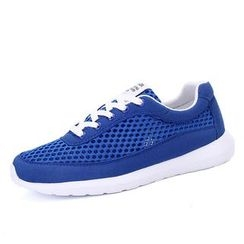EnllerviiD - Mesh Panel Athlete Sneakers