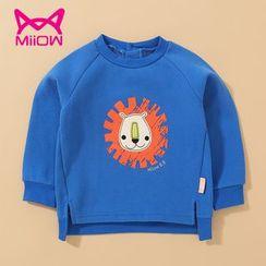 MiiOW - Kids Printed Sweatshirt