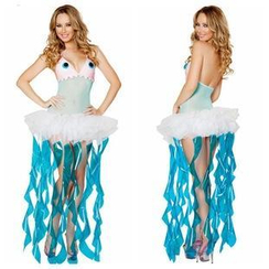 Cosgirl - Jellyfish Party Costume