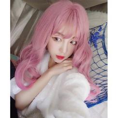Princess Pea - Long Full Wig - Wavy