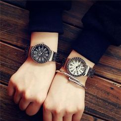 Tacka Watches - 钢带腕表