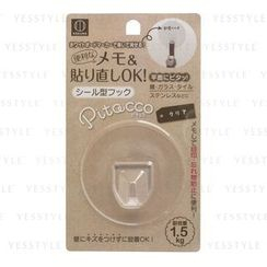 Kokubo - Reusable Adhesive Hook (Clear)