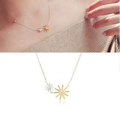 Clair Fashion - Sun Necklace