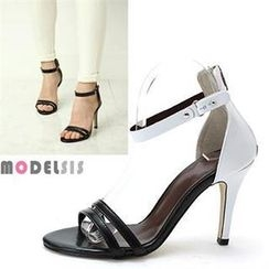 MODELSIS - Strappy Sandals