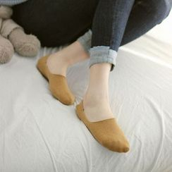 Socka - Seamless No-Show Socks