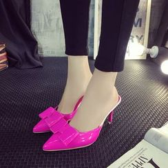 Wello - Patent Bow Slide Pumps