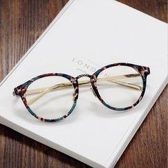 MOL Girl - Retro Round Glasses