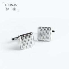 Luonan - Square Cufflinks
