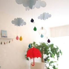 OH.LEELY - Elephant/ Umbrella Hanging Decoration